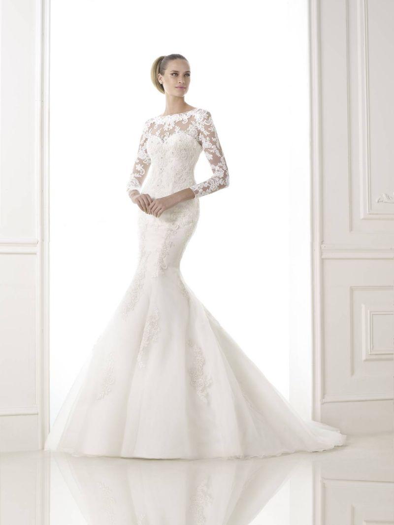 Pronovias előfoglalás - La Mariée esküvői ruhaszalon: Boseda eskövői ruha