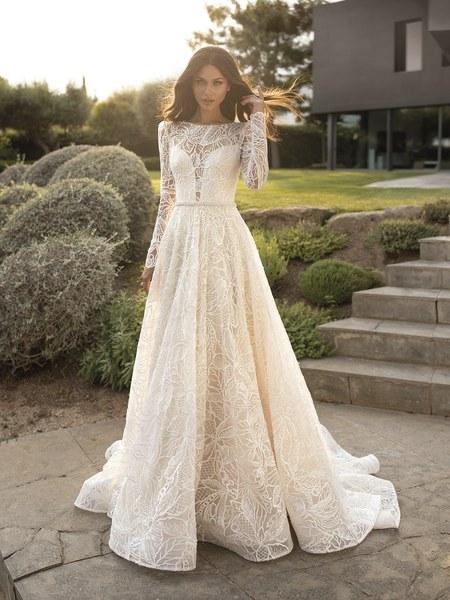Esküvői ruha bérlés, vásárlás – Pronovias 2021-es kollekció: Clio menyasszonyi ruha