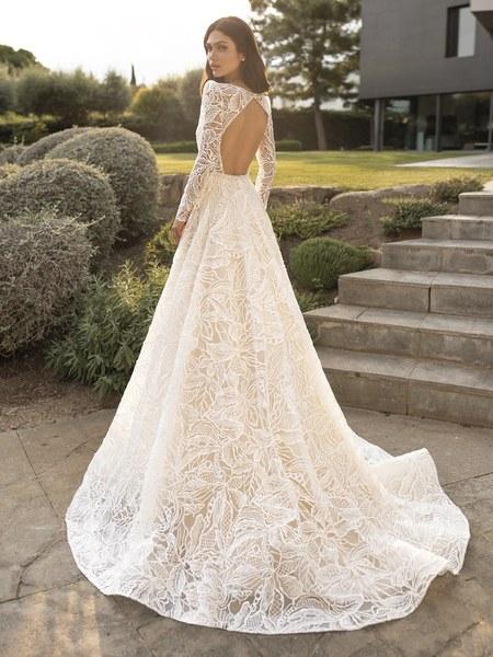 Esküvői ruha bérlés, vásárlás – Pronovias 2021-es kollekció: Clio eskövői ruha