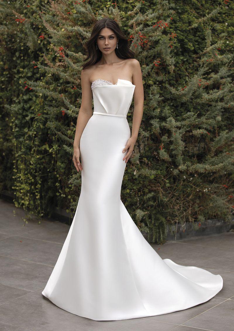 Pronovias 2018 menyasszonyi ruha kollekció: Dafne menyasszonyi ruha