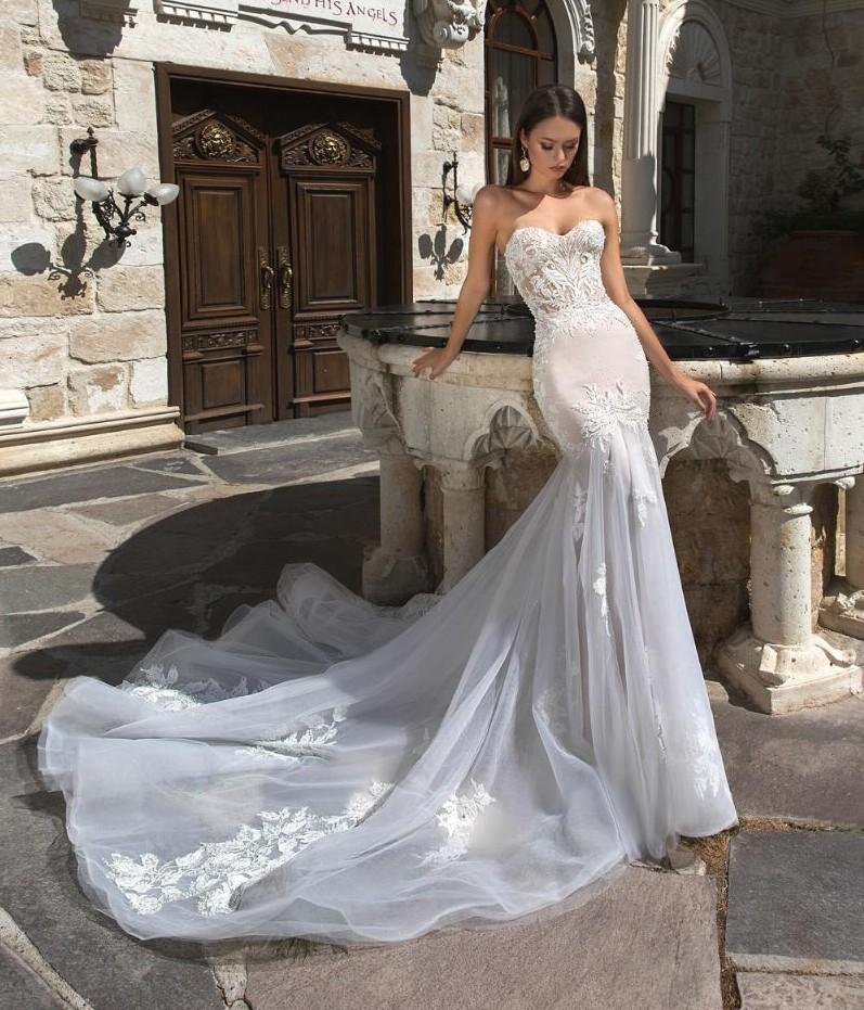 Eva Lendel esküvői ruha kollekció: Denis menyasszonyi ruha
