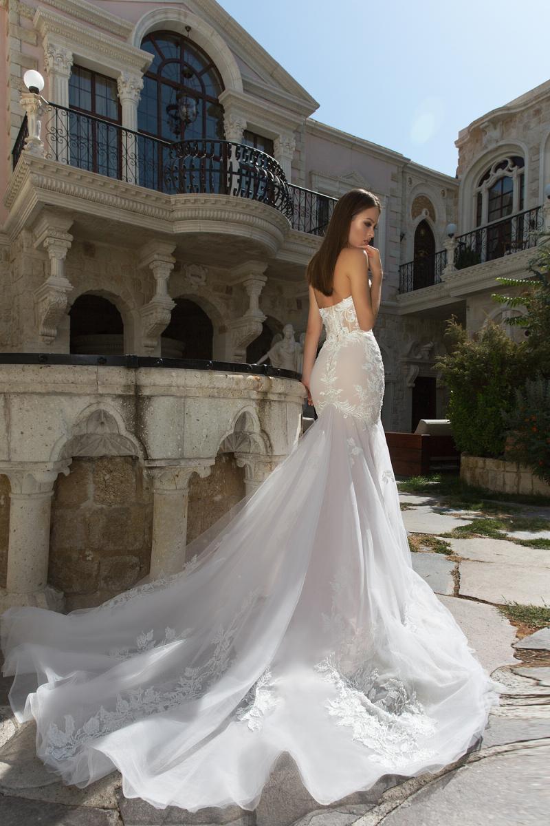 Eva Lendel esküvői ruha kollekció: Denis eskövői ruha