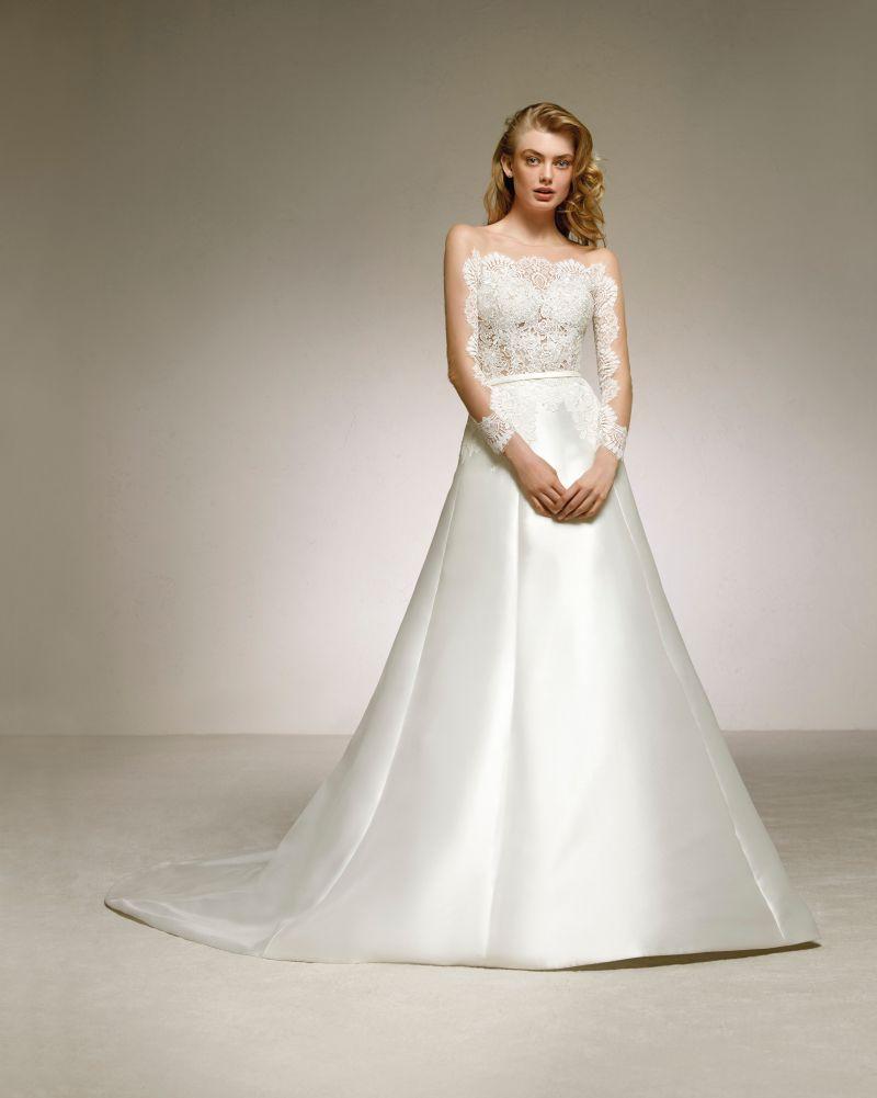 Pronovias 2018 menyasszonyi ruha kollekció: Desire menyasszonyi ruha