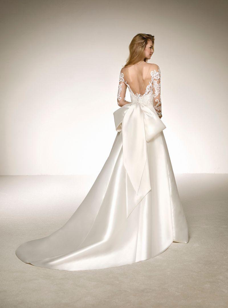 Pronovias 2018 menyasszonyi ruha kollekció: Destiny eskövői ruha
