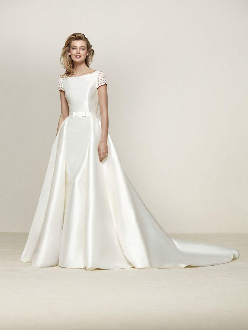 Pronovias 2018 menyasszonyi ruha kollekció: Drasila menyasszonyi ruha