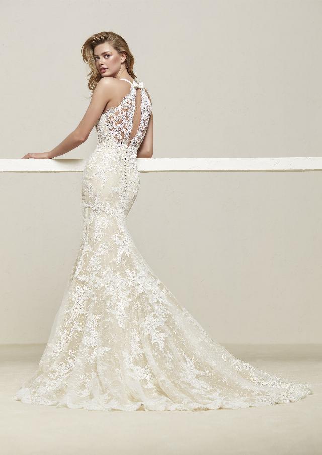 Pronovias 2018 menyasszonyi ruha kollekció: Drilos menyasszonyi ruha