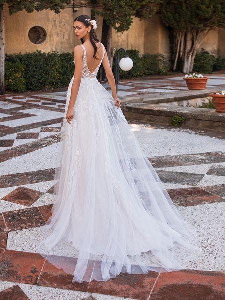 Esküvői ruha bérlés, vásárlás – Pronovias 2021-es kollekció: Elara eskövői ruha