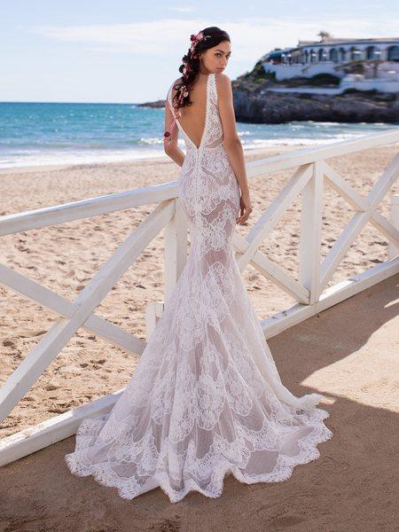 Esküvői ruha bérlés, vásárlás – Pronovias 2021-es kollekció: Eris eskövői ruha