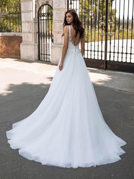 Esküvői ruha bérlés, vásárlás – Pronovias 2021-es kollekció: Estambul eskövői ruha