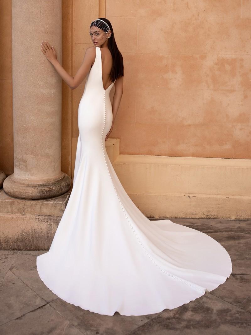 Esküvői ruha bérlés, vásárlás – Pronovias 2021-es kollekció: Eureka eskövői ruha