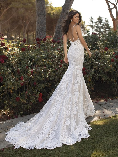 Esküvői ruha bérlés, vásárlás – Pronovias 2021-es kollekció: Floriana eskövői ruha
