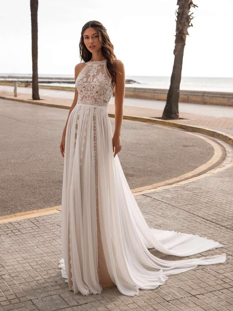Esküvői ruha bérlés, vásárlás – Pronovias 2021-es kollekció: Granville menyasszonyi ruha