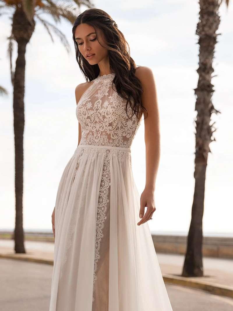 Esküvői ruha bérlés, vásárlás – Pronovias 2021-es kollekció: Granville eskövői ruha