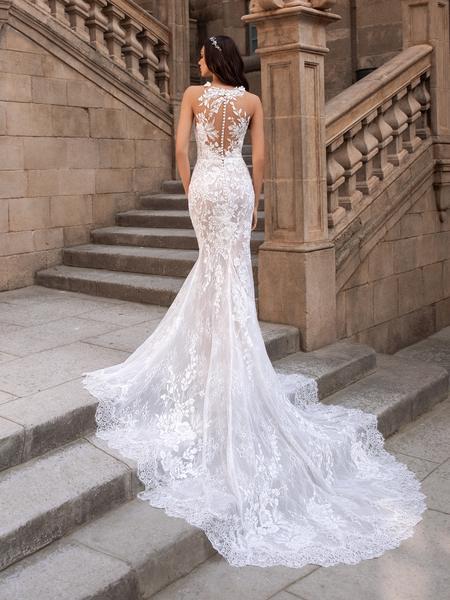 Esküvői ruha bérlés, vásárlás – Pronovias 2021-es kollekció: Hati eskövői ruha