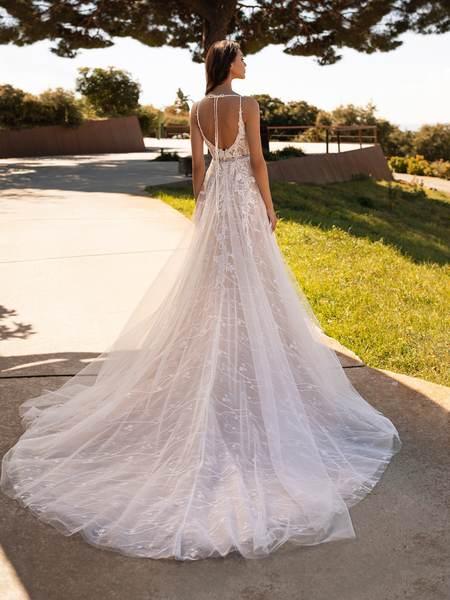 Esküvői ruha bérlés, vásárlás – Pronovias 2021-es kollekció: Hyperion eskövői ruha