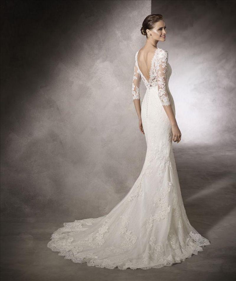 0fb249a289 Pronovias előfoglalás - La Mariée esküvői ruhaszalon: Kay menyasszonyi ruha  ...