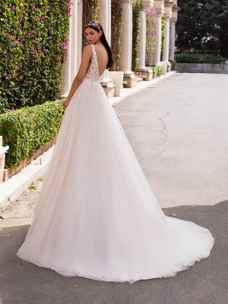 Esküvői ruha bérlés, vásárlás – Pronovias 2021-es kollekció: Kerberos eskövői ruha
