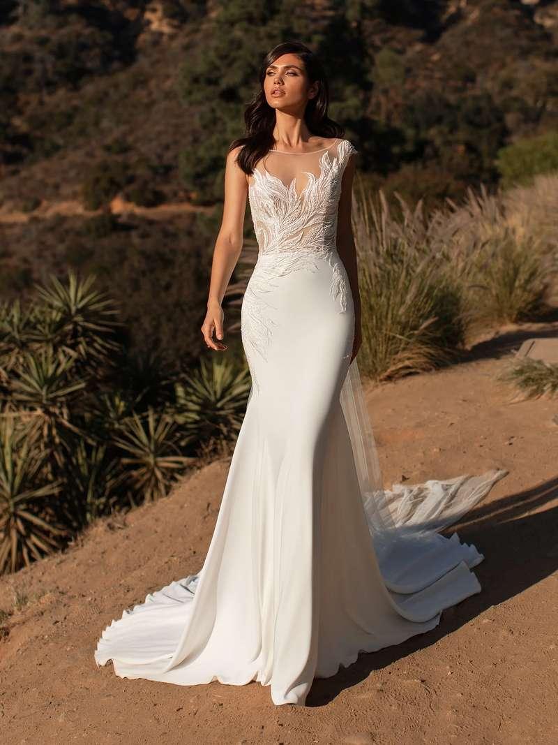 Esküvői ruha bérlés, vásárlás – Pronovias 2021-es kollekció: Ladd menyasszonyi ruha