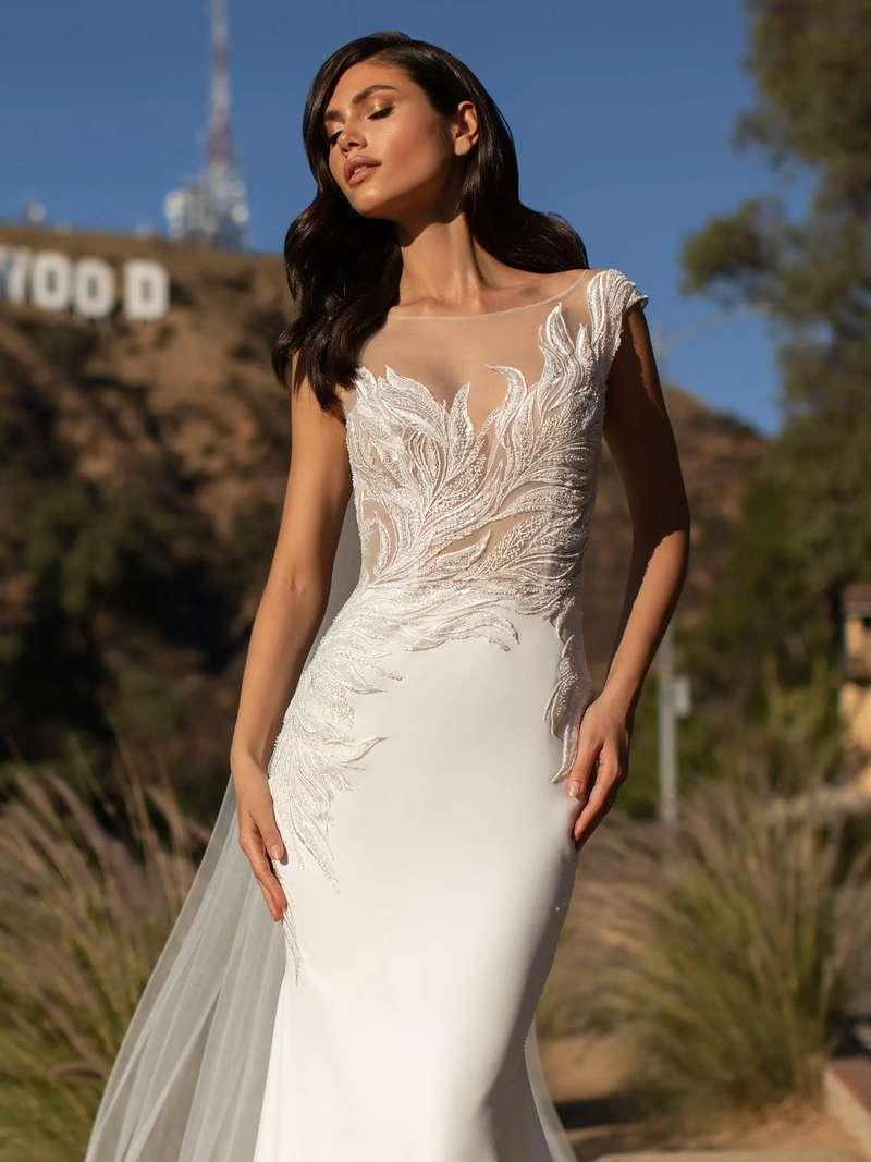 Esküvői ruha bérlés, vásárlás – Pronovias 2021-es kollekció: Ladd eskövői ruha