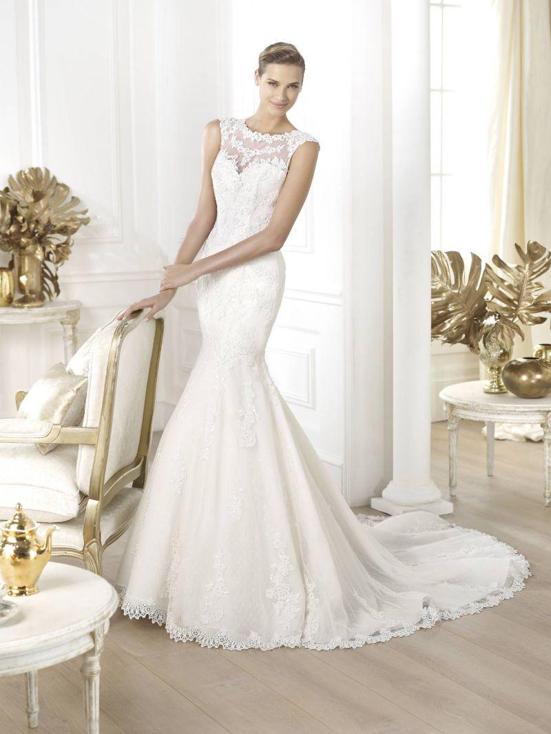 Pronovias előfoglalás - La Mariée esküvői ruhaszalon: Landel eskövői ruha