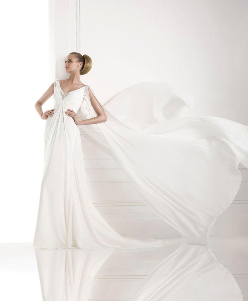 Pronovias előfoglalás - La Mariée esküvői ruhaszalon: Maxima eskövői ruha
