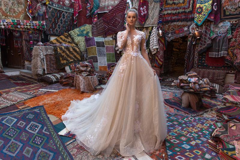 Eva Lendel esküvői ruha kollekció: Medison menyasszonyi ruha