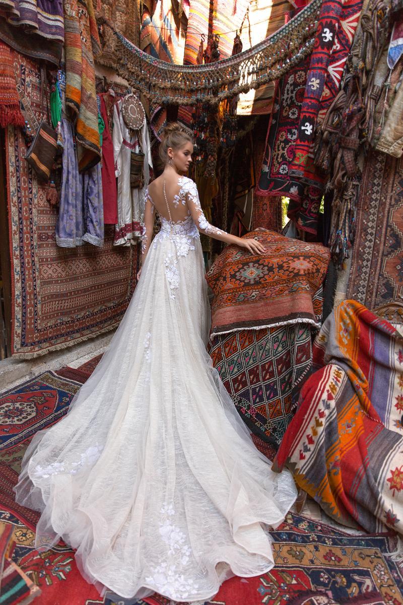 Eva Lendel esküvői ruha kollekció: Medison eskövői ruha