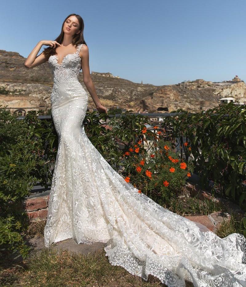 Eva Lendel esküvői ruha kollekció: Megan menyasszonyi ruha