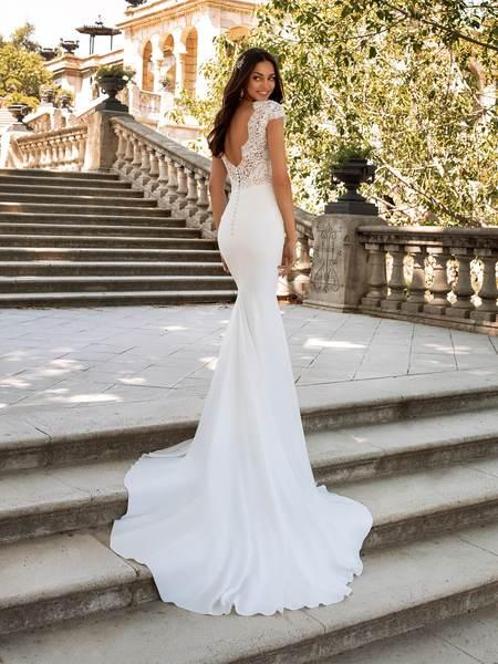 Esküvői ruha bérlés, vásárlás – Pronovias 2021-es kollekció: Milady eskövői ruha
