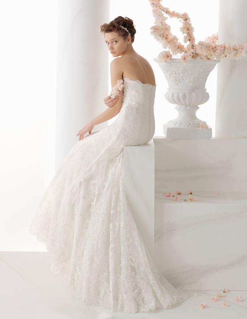 Rosa Clará Aire előfoglalási kedvezmények - La Mariée esküvői ruhaszalon Budapest: Nordico eskövői ruha