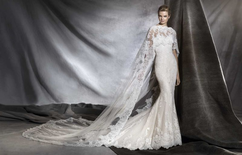 Pronovias 2018 menyasszonyi ruha kollekció: Oringo menyasszonyi ruha