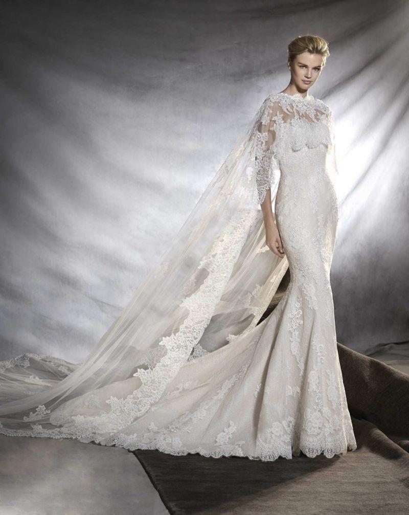 Pronovias 2018 menyasszonyi ruha kollekció: Oringo eskövői ruha