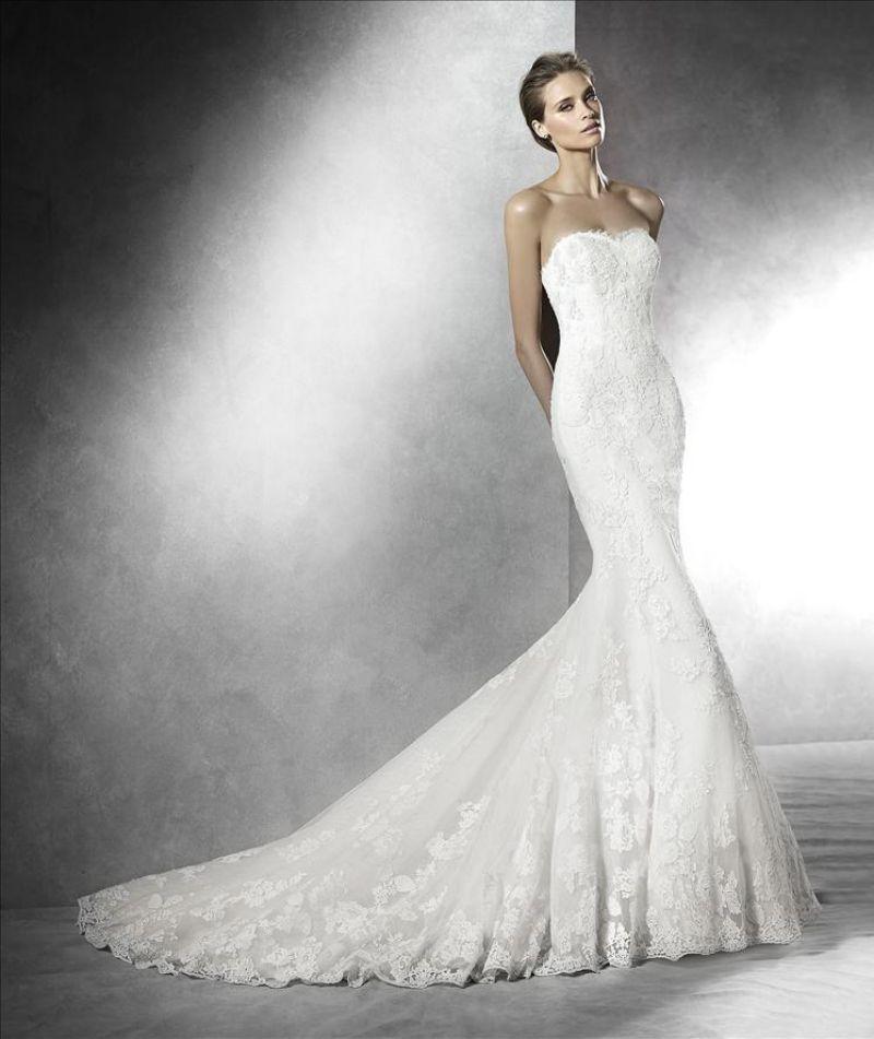 Pronovias előfoglalás - La Mariée esküvői ruhaszalon: Primael menyasszonyi ruha