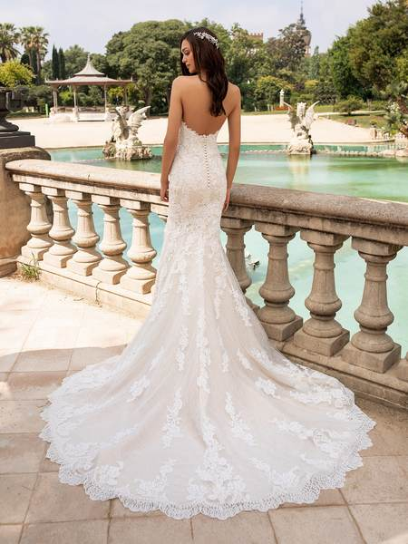 Esküvői ruha bérlés, vásárlás – Pronovias 2021-es kollekció: Princia menyasszonyi ruha