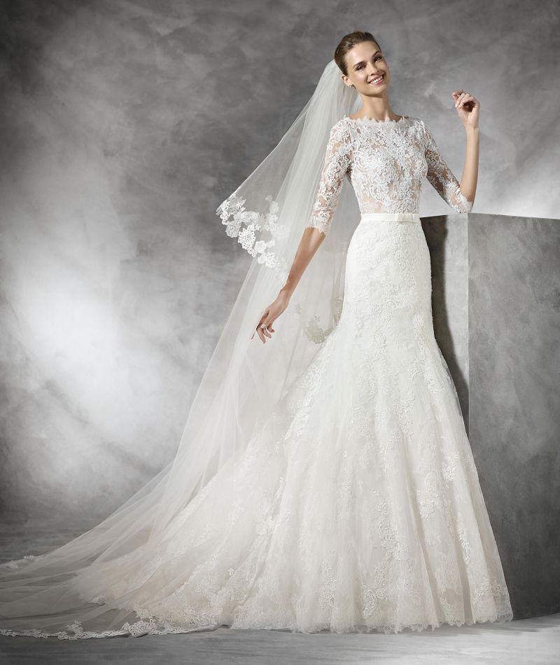 Pronovias előfoglalás - La Mariée esküvői ruhaszalon: Timy menyasszonyi ruha