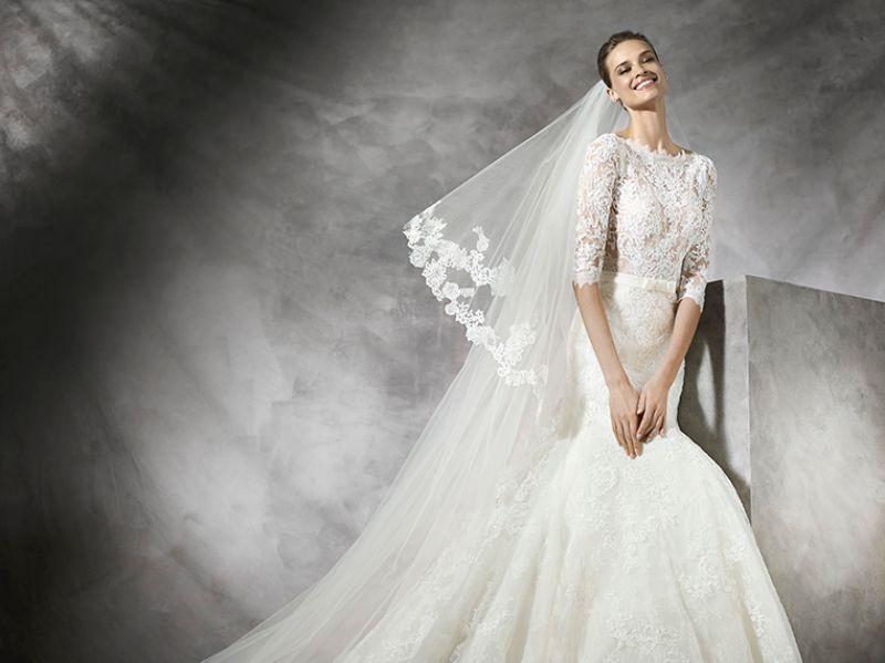 Pronovias előfoglalás - La Mariée esküvői ruhaszalon: Timy eskövői ruha