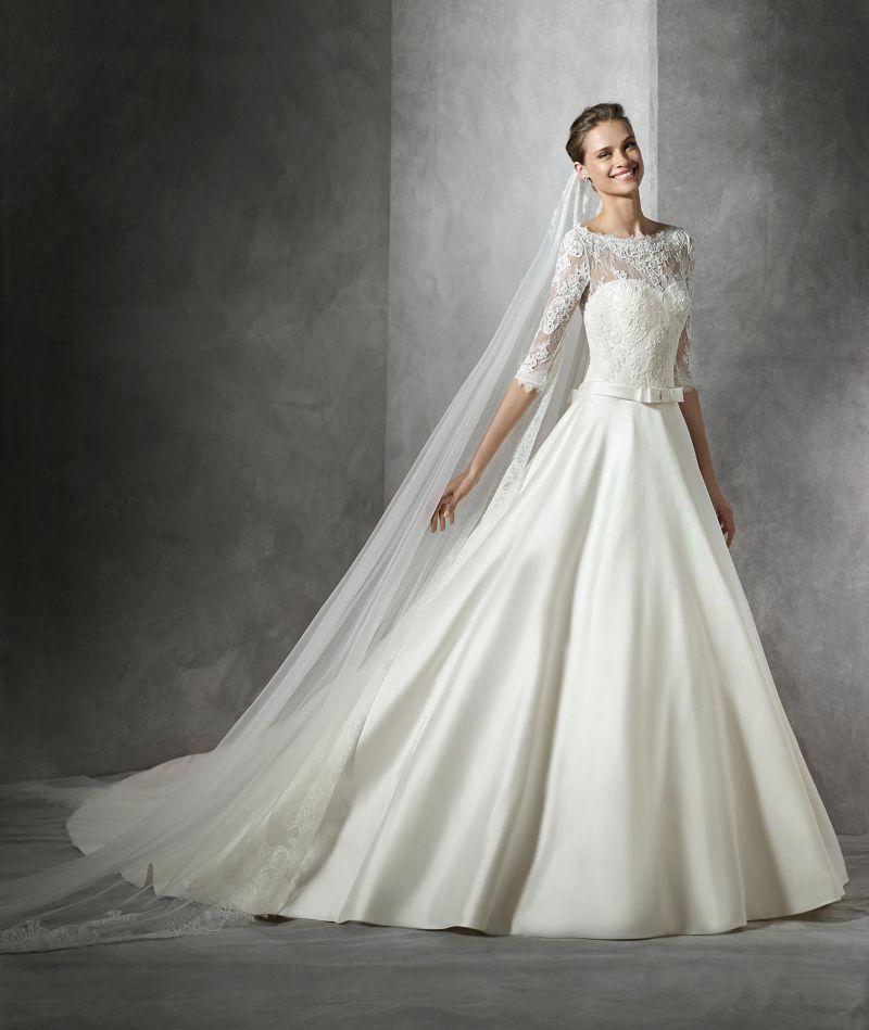 Pronovias 2018 menyasszonyi ruha kollekció: Toricela menyasszonyi ruha