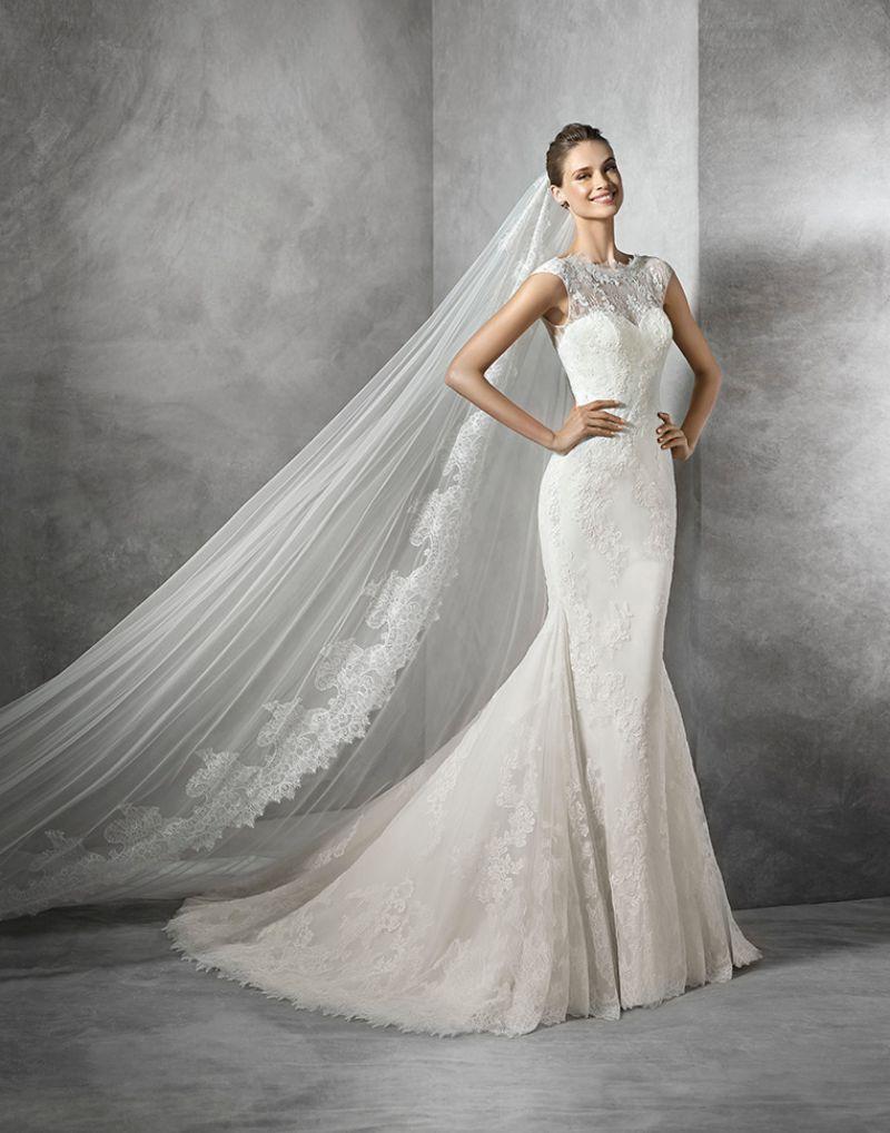 Pronovias előfoglalás - La Mariée esküvői ruhaszalon: Trina menyasszonyi ruha