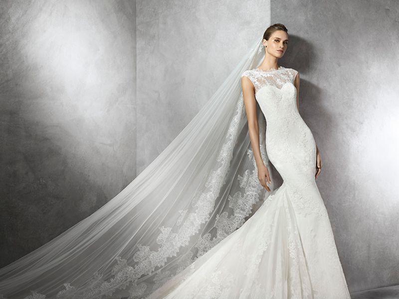 Pronovias előfoglalás - La Mariée esküvői ruhaszalon: Trina eskövői ruha
