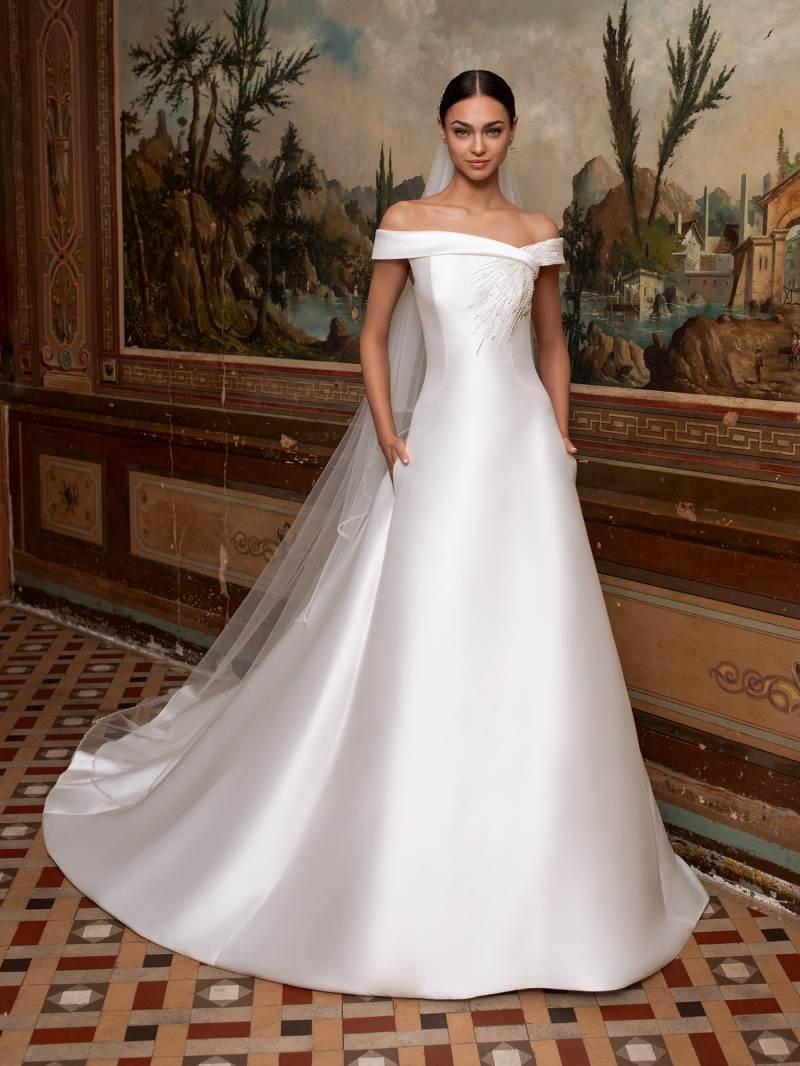 Esküvői ruha bérlés, vásárlás – Pronovias 2021-es kollekció: Tucana menyasszonyi ruha