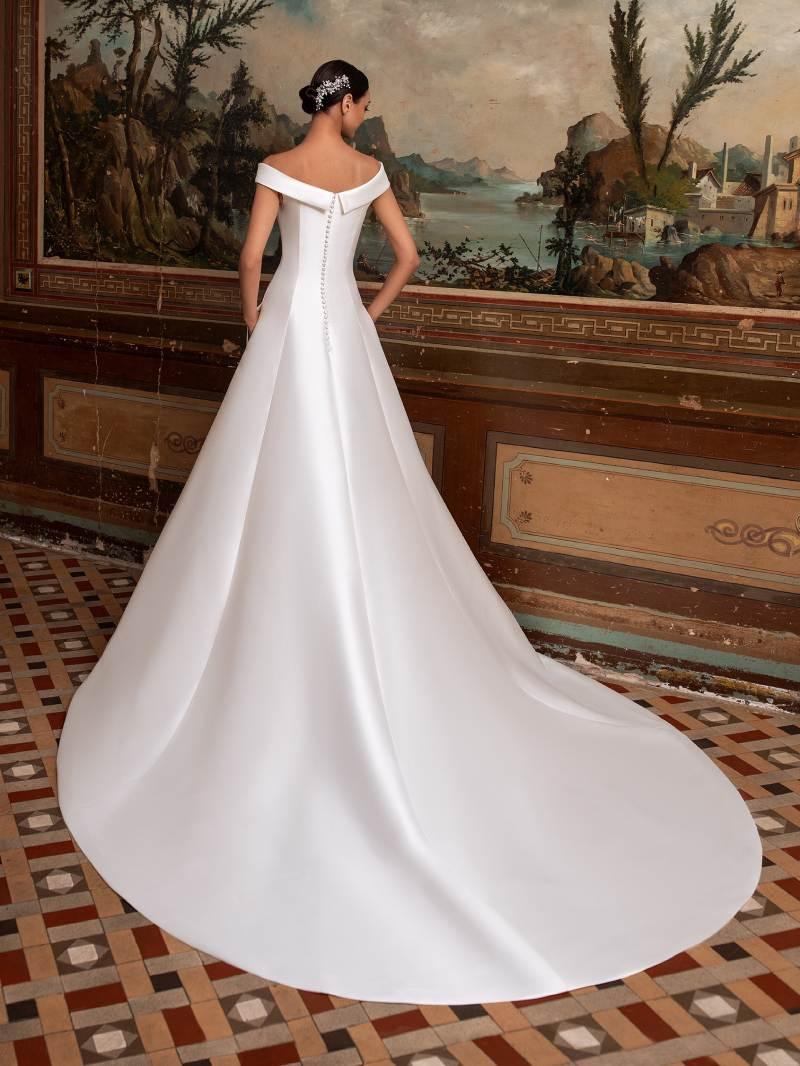 Esküvői ruha bérlés, vásárlás – Pronovias 2021-es kollekció: Tucana eskövői ruha