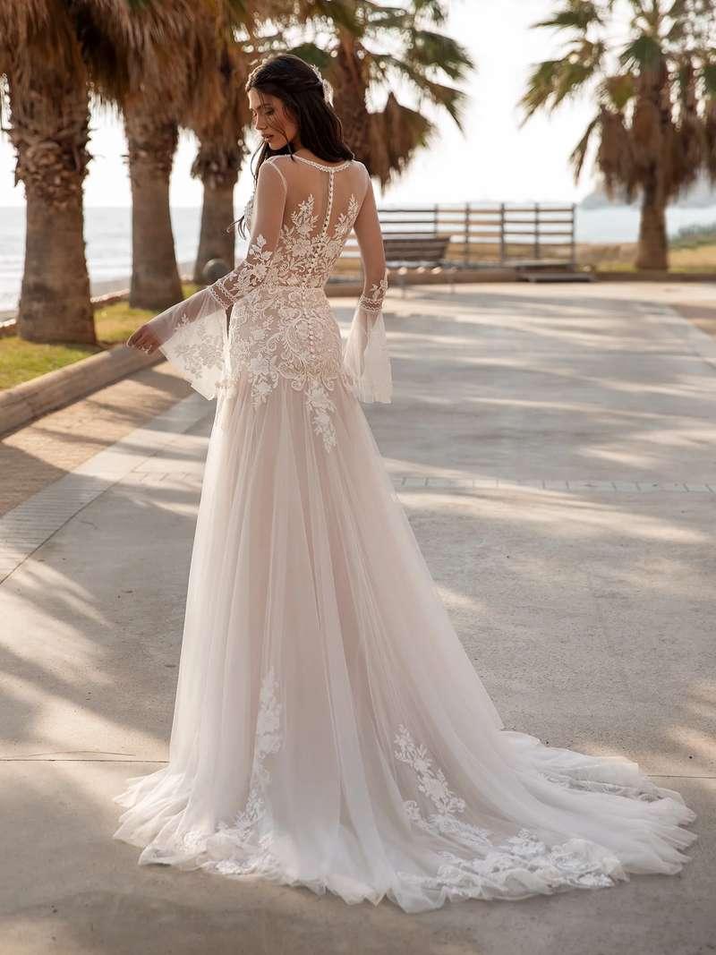 Esküvői ruha bérlés, vásárlás – Pronovias 2021-es kollekció: Tyson eskövői ruha