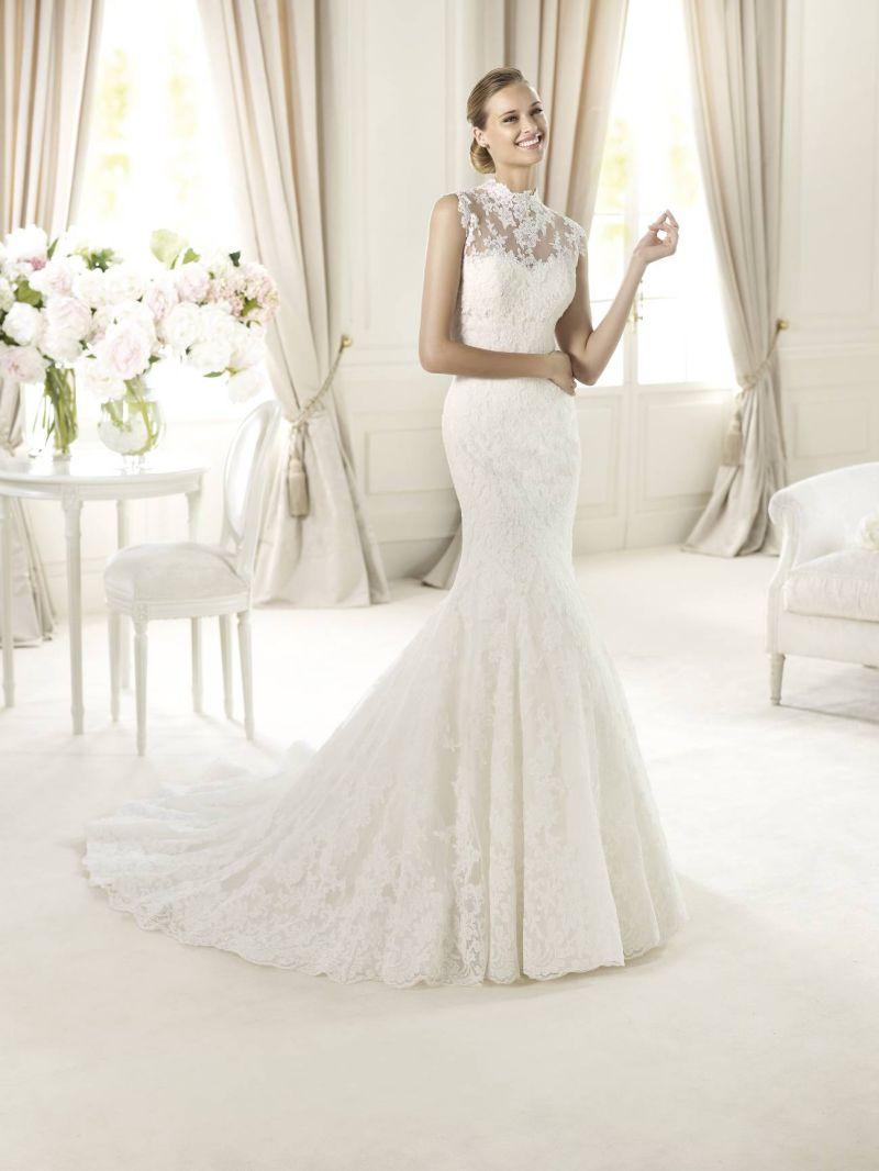 Pronovias előfoglalás - La Mariée esküvői ruhaszalon: Ugalde eskövői ruha
