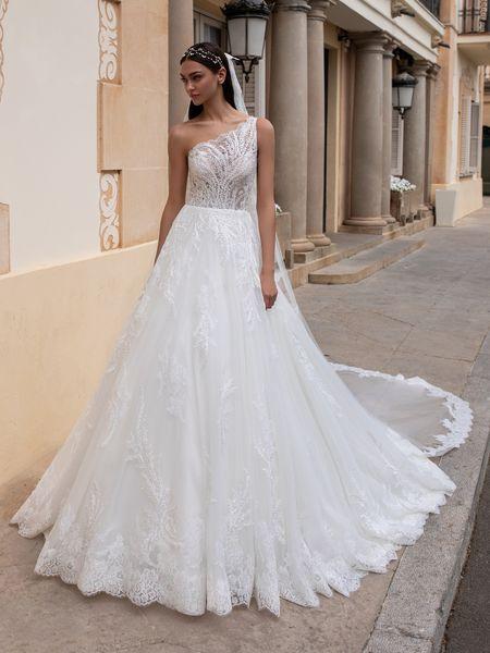 Esküvői ruha bérlés, vásárlás – Pronovias 2021-es kollekció: Varda menyasszonyi ruha