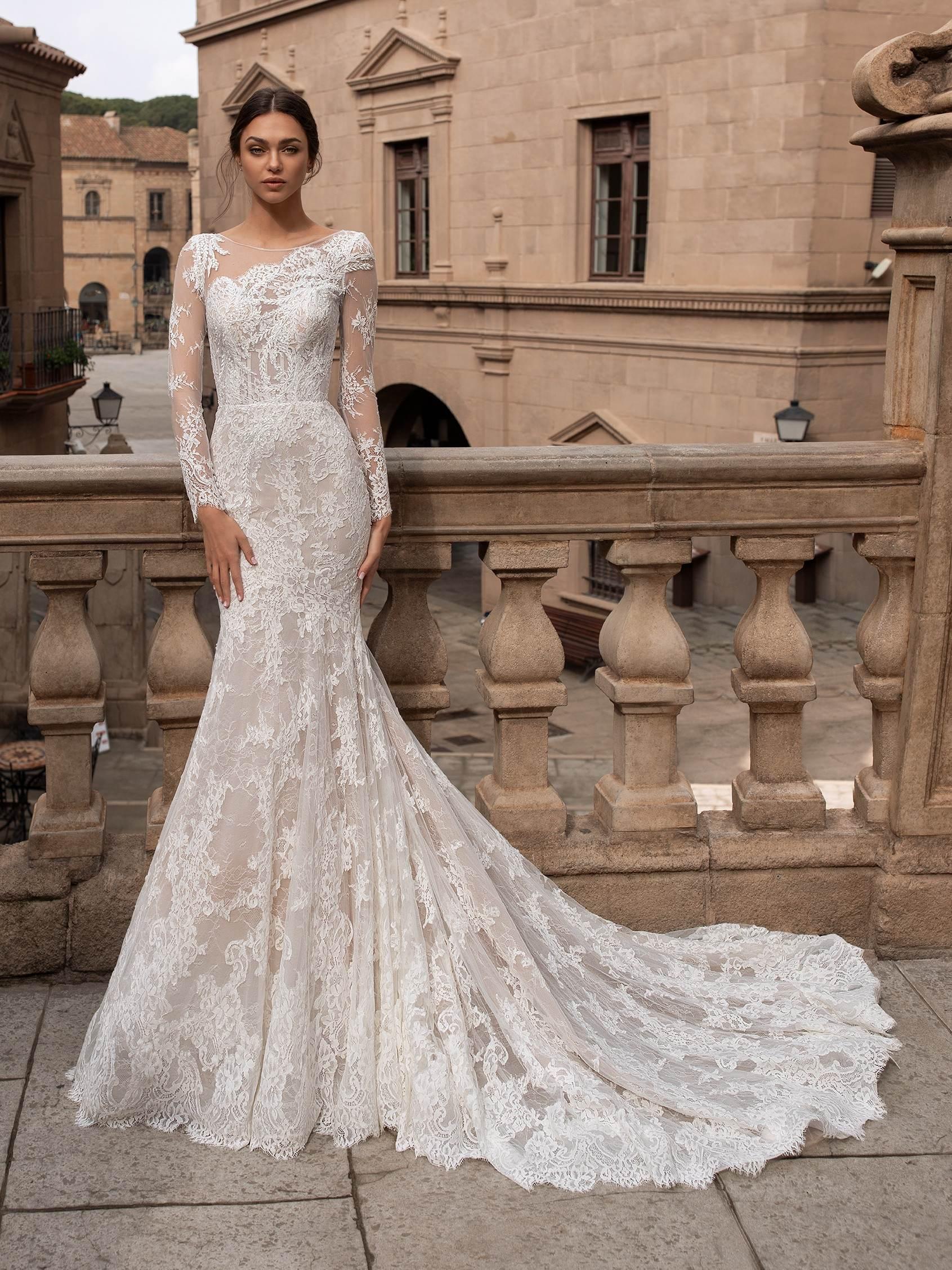 Thyone menyasszonyi ruha - Pronovias 2021