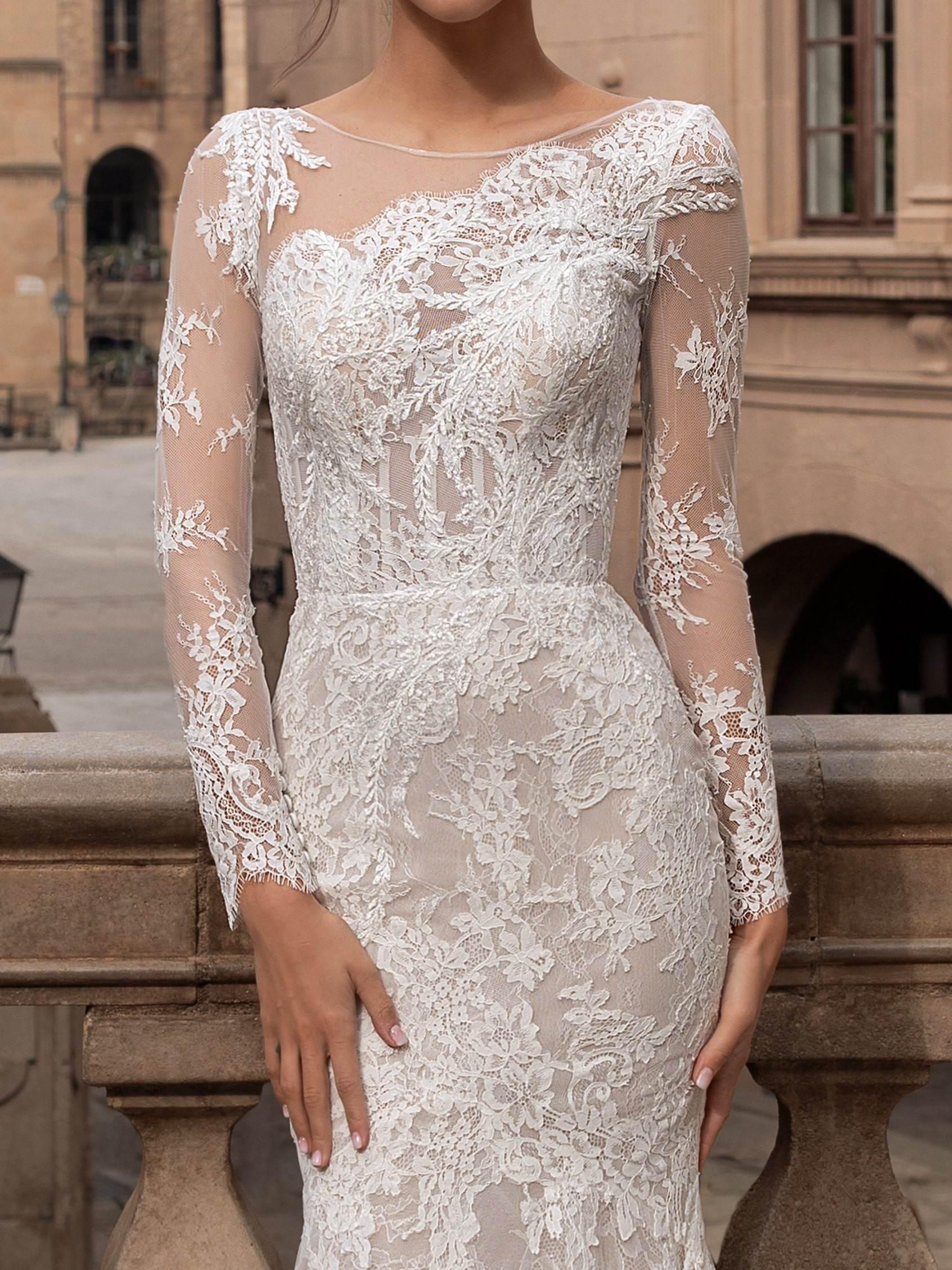 Pronovias 2021 menyasszonyi ruha: Thyone