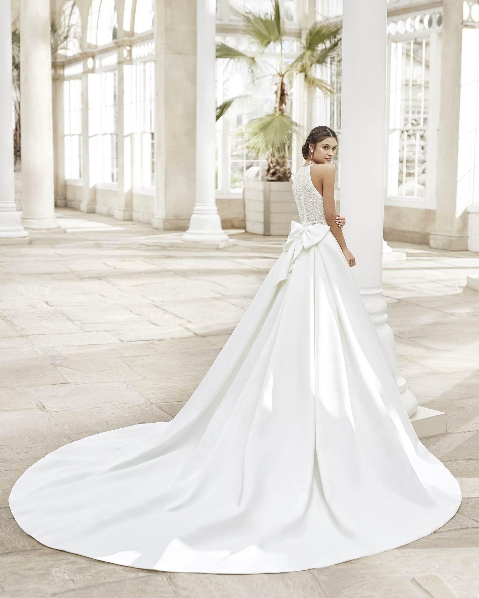 Tysar esküvői ruha - Rosa Clará 2021