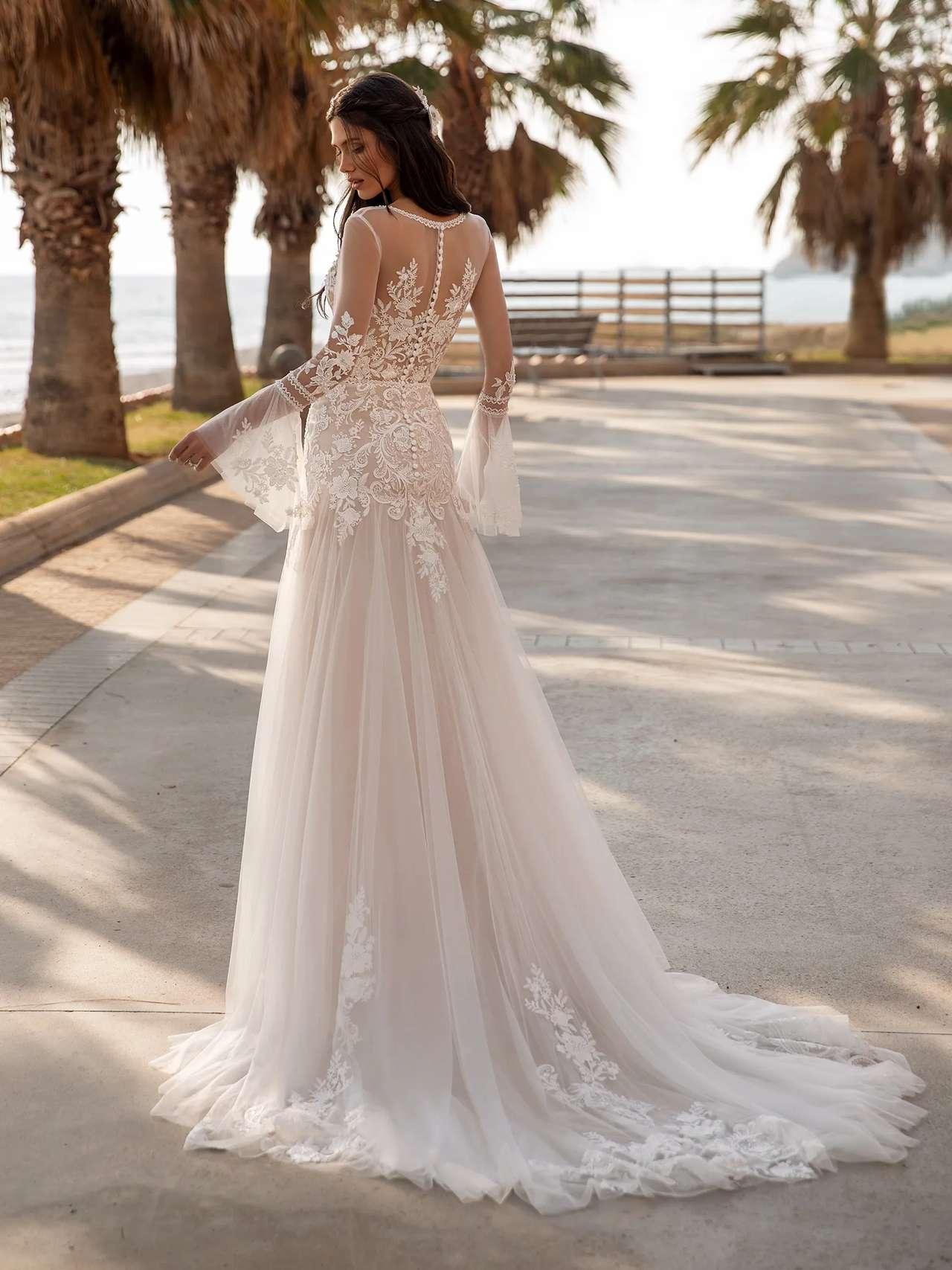 Tyson esküvői ruha - Pronovias 2021