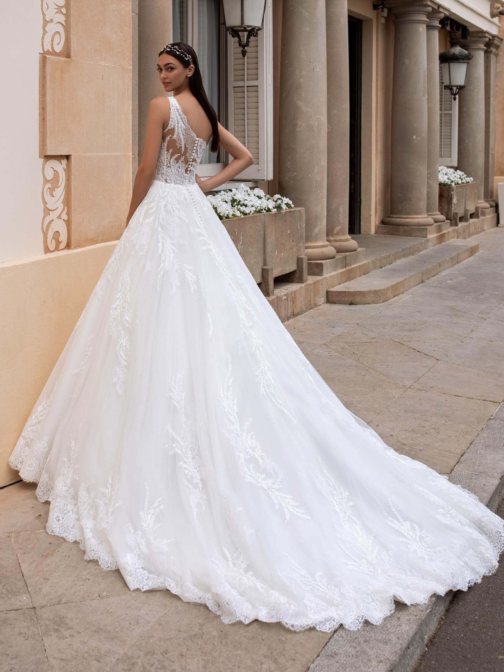 Varda esküvői ruha - Pronovias 2021