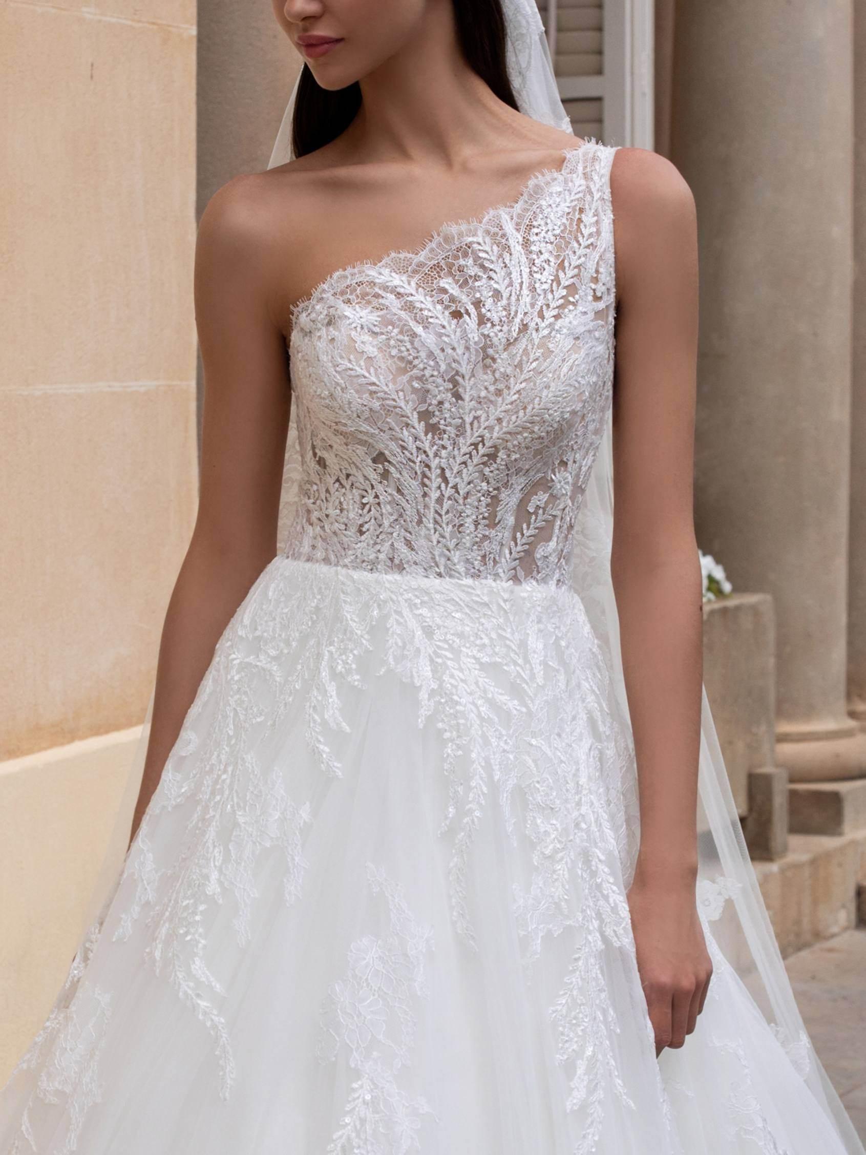 Pronovias 2021 menyasszonyi ruha: Varda